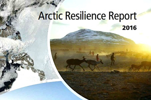 The Arctic is changing faster than ever - Arctic Resilience Report launched Nov. 25
