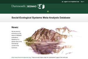 SES meta-analysis database SESMAD project